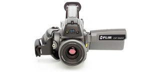 GF320 Kaasulämpökamera