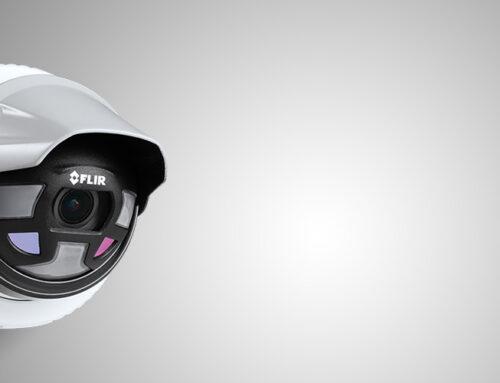 FLIR Saros™ – uusi valvontakamera visuaali- ja lämpökuvalla