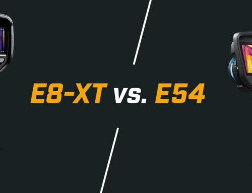 Mallivertailu: FLIR E8-XT ja E54 – kuinka valitset sopivamman?