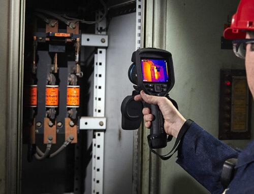 Sähkölaitteiden ennakoiva kunnossapito lämpökuvauksen avulla